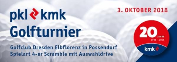 pkl-kmk-Golfturnier 2018 - alle Informationen