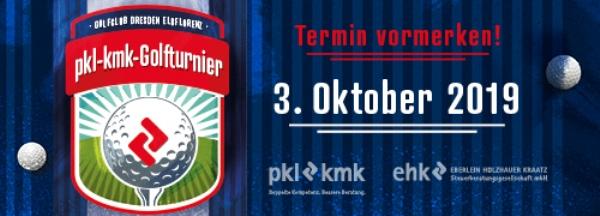 pkl-kmk-Golfturnier am 03.10.2019 im Golfclub Dresden Elbflorenz