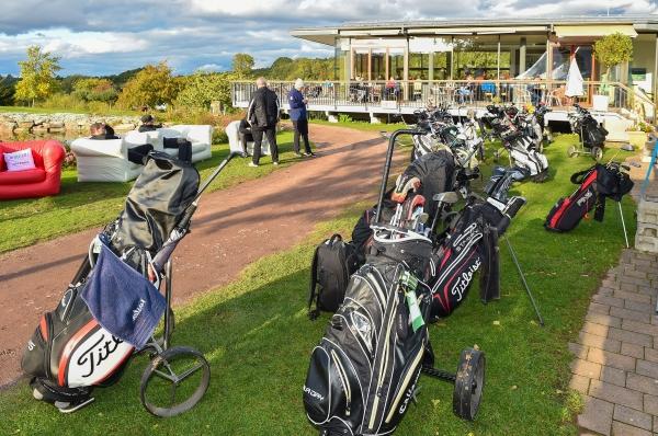 Golfen für den guten Zweck in Possendorf