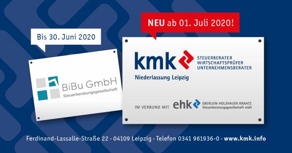 Mit dem Standort Ferdinand-Lassalle-Straße 22 in Leipzig gibt es ab 1. Juli 2020 eine neue Niederlassung der kmk
