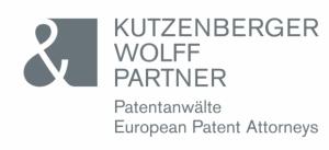 Logo: Kutzenberger Wolff & Partner Logo -